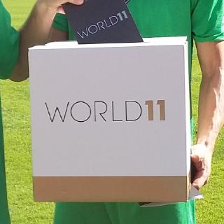 Votação para o World 11