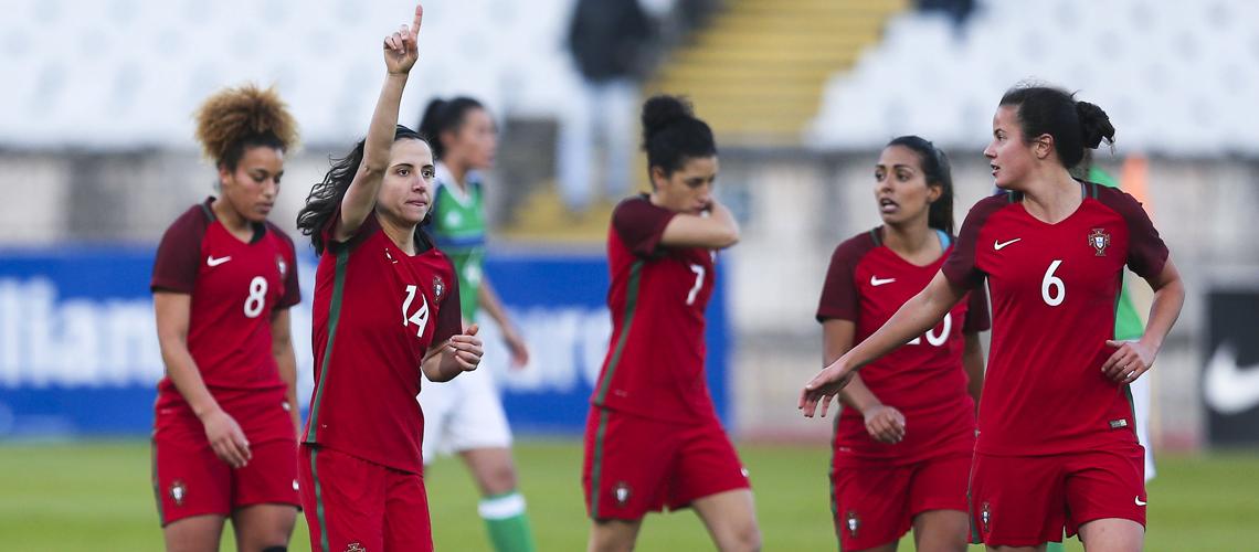 Portugal inicia preparação para o Europeu com vitória