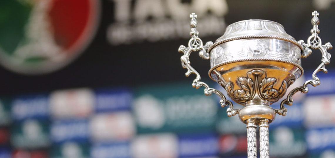 Sporting-Estoril nas meias-finais da Taça de Portugal