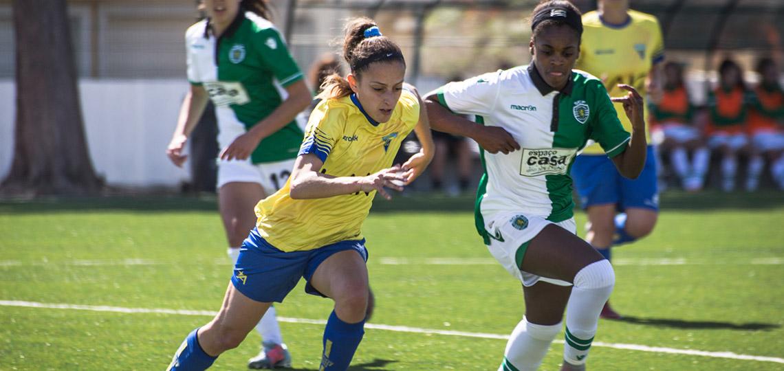 Sporting CP avança para a final da Taça de Portugal feminina