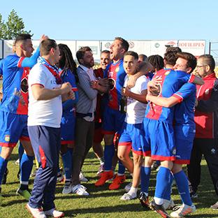 Oito campeões distritais rumo ao Campeonato de Portugal