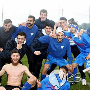 Paredes é a última equipa a subir ao Campeonato de Portugal