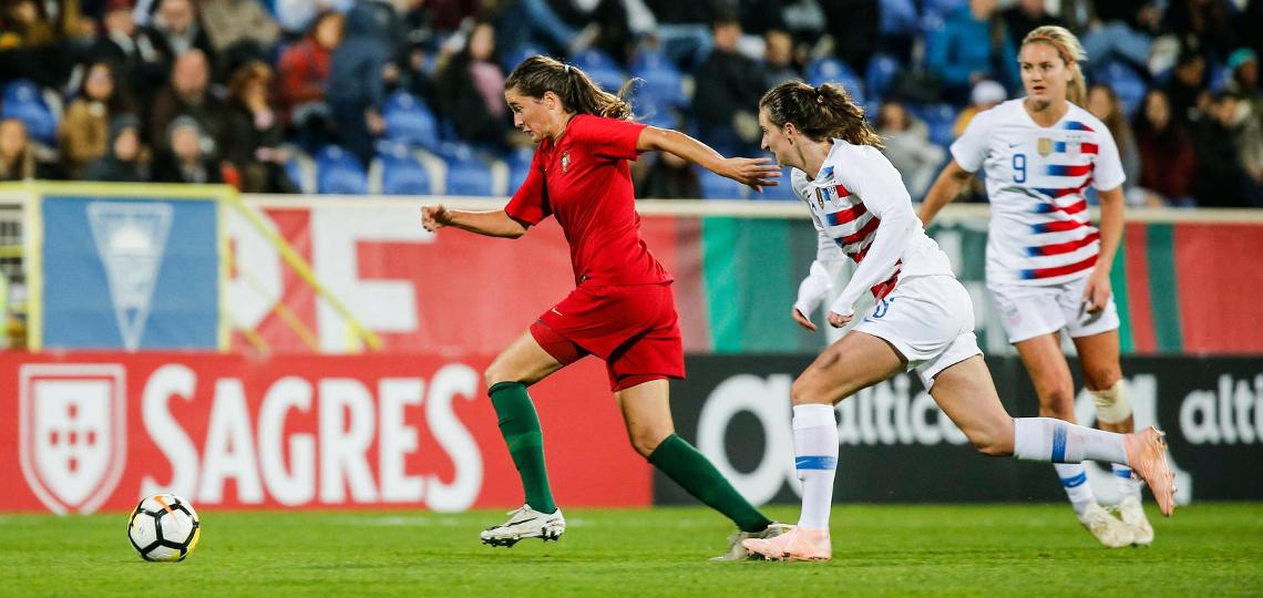 Opinião: A propósito das 500 vitórias da seleção nacional feminina dos EUA