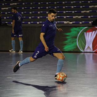 Impressões Digitais: Rúben Freire (Futsal Azeméis)