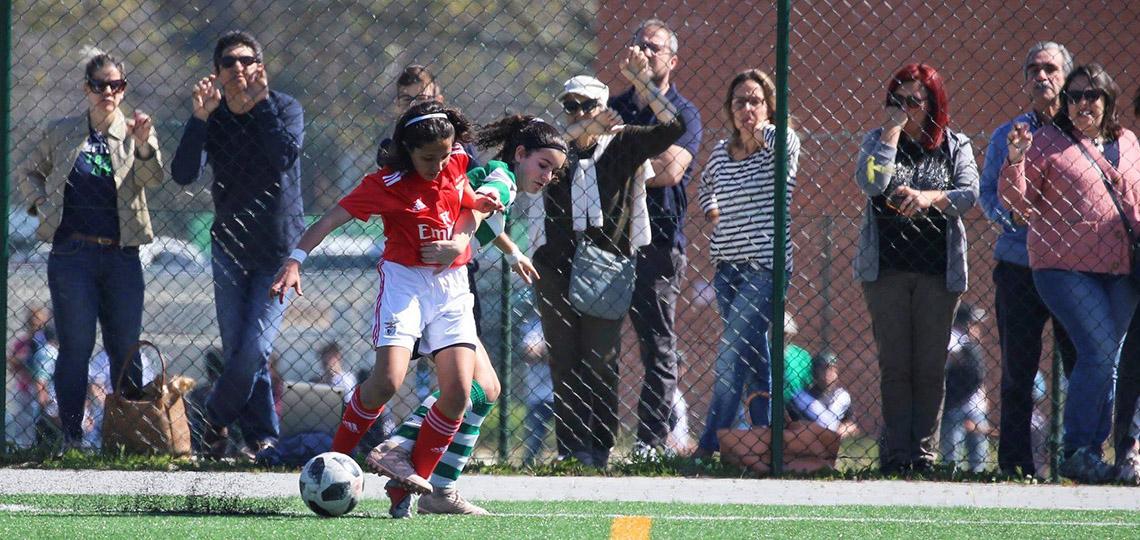 Futebol feminino: fim-de-semana de emoções fortes e muito mais