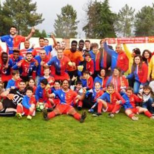 Vitória de Sernache é a primeira equipa a subir ao Campeonato de Portugal