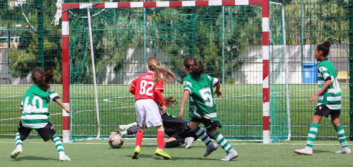 A Festa do Futebol Feminino