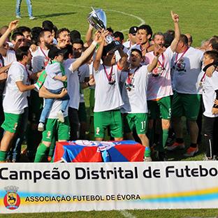 Mais três equipas a caminho do Campeonato de Portugal