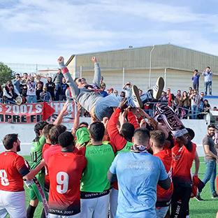 Sintra Football e Esperança de Lagos são campeões distritais