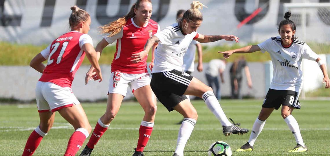 Novas competições para o futebol feminino já na próxima época