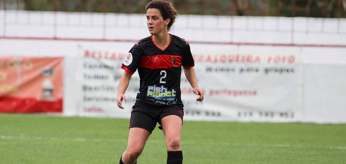 Impressões Digitais: Sara Ribeiro (Futebol Benfica)