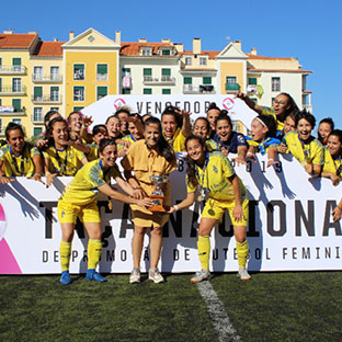 Equipa B do Valadares conquista Taça de Promoção feminina