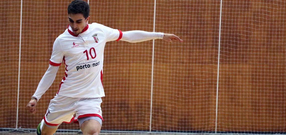 Impressões Digitais: Bruno Cintra (SC Braga)